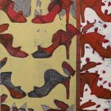 07 shoes I 130x100cm